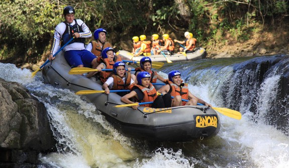 RAFTING NO JUQUIÁ